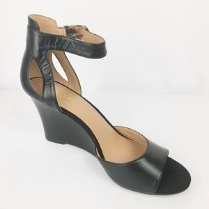 Women's NIne West Wedge Sandals Shoes Size 8.5 M